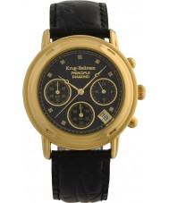 Krug-Baumen 150573DM prensip elmas kronograf saati mens