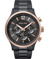 Police 15302JSBR-02M Baykuş saati