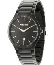 Police 15246JSB-02M Erkekler ufuk saati
