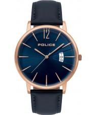 Police 15307JSR-03 Erkekler erdemli saat