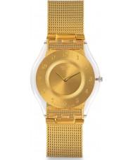 Swatch SFK355M Cömertlik altın çelik bilezik izle