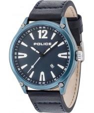 Police 15244JBBL-03 Erkekler denton saati