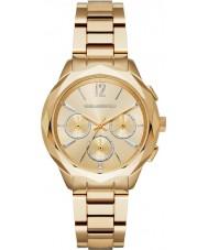 Karl Lagerfeld KL4006 altın kronograf izle kaplama optik Bayanlar