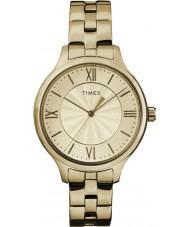 Timex TW2R28100 Bayanlar stilinde yüksek peyton izle