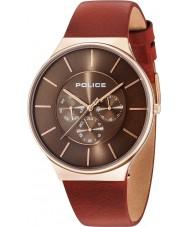 Police 15044JSR-12 Erkekler seattle watch