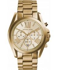 Michael Kors MK5605 Bayanlar lexington altın kronograf saati kaplama