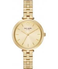 Kate Spade New York 1YRU0858 Bayanlar holland altın bilezik saatini kaplama