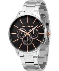 Police 14999JS-02M Erkekler hızlı saat