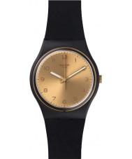 Swatch GB288 Orijinal gent - altın arkadaşı da izlemek