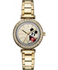 Disney by Ingersoll ID00304 Bayanlar sendika altın bilezik saatini kaplama