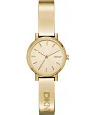 DKNY NY2307 Bayanlar soho altın saatini kaplama